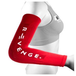 Tubolare Manicotto per braccio con stampa interna effetto Kinesiotape