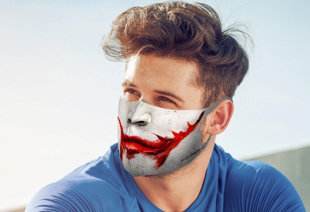 Mascherina Mod.Joker Uomo